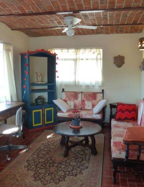 upper casita livingroom