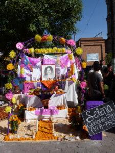 Selena's Altar