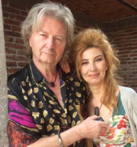 Zsuzsa and Istvan