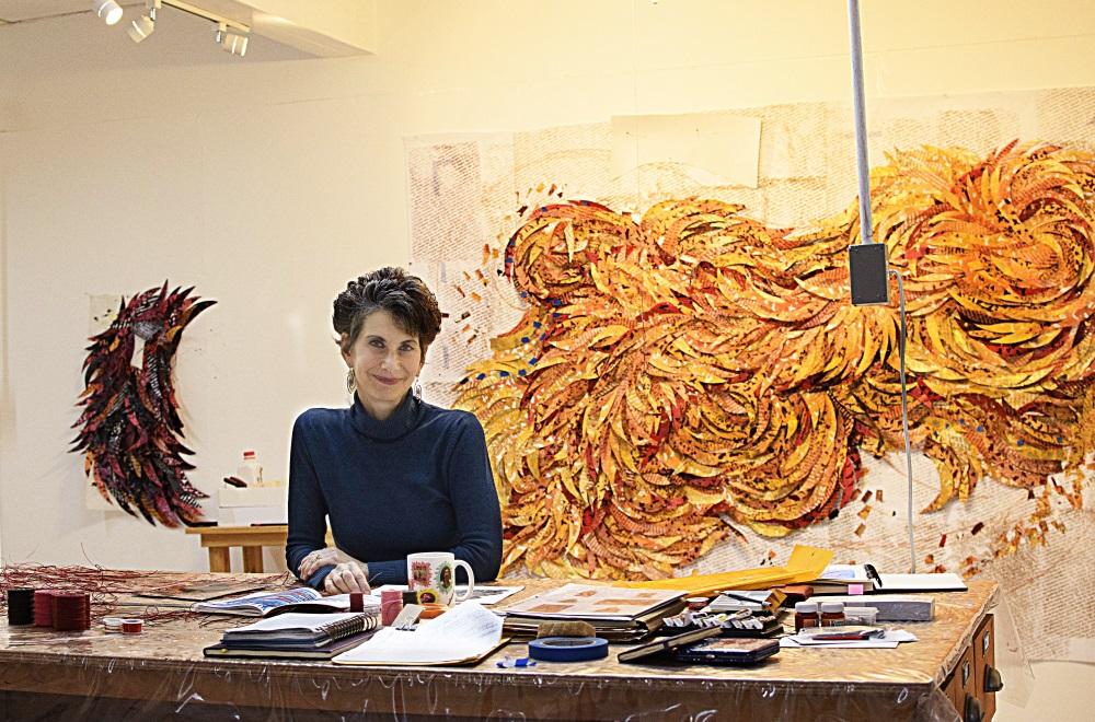Deborah Kruger founder 360 Xochi Quetzal Artist & Writers Residency