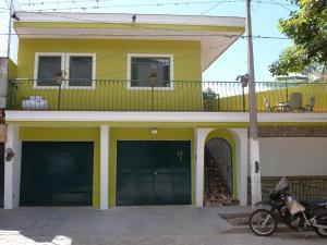 Front of Casita from street
