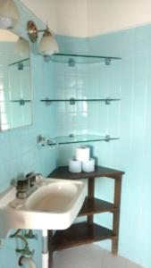 Upper casita bathroom