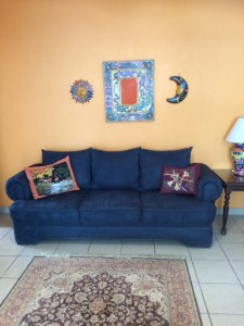 Living Room/work area