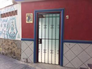 front door lower casita