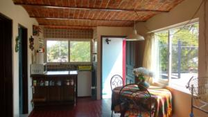 upper casita kitchen
