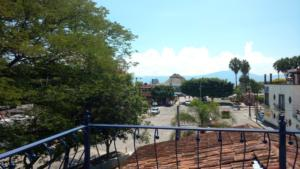 upper casita view